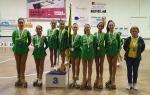 Patinadoras do CDTN alcançam 3º lugar na Taça do Ribatejo