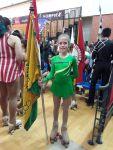 Margarida Lopes do CDTN presente no Campeonato Nacional Infantis