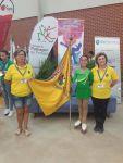 Carolina Julião do CDTN presente no Torneio Nacional de Benjamins